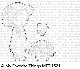 My Favorite Things BRING OUT THE SUNSHINE Die-Namics MFT1521 zoom image