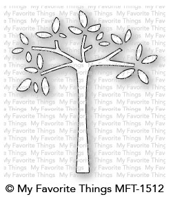 My Favorite Things BRANCH OUT Die-Namics MFT1512 Preview Image