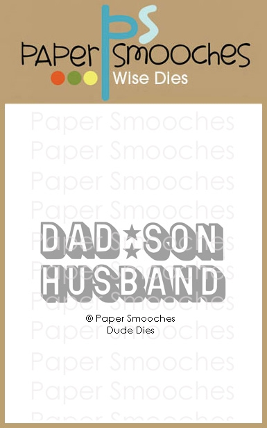 Paper Smooches DUDE Wise Dies M2D439* zoom image