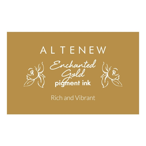 Altenew ENCHANTED GOLD Pigment Ink Pad ALT2654 Preview Image