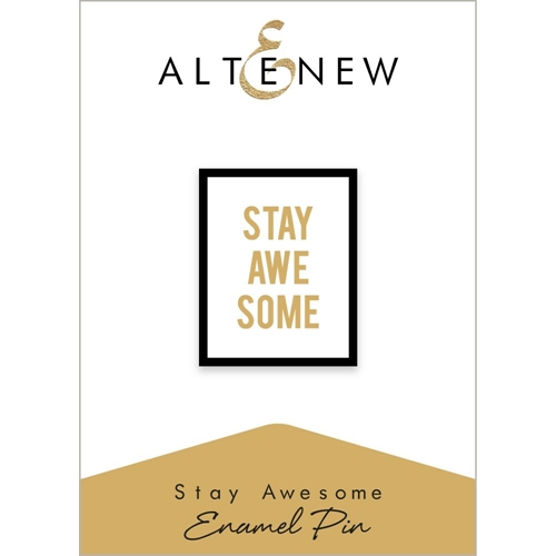 Altenew AWESOME Enamel Pin ALT2572 Preview Image