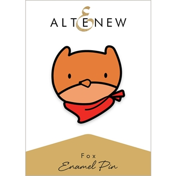 Altenew FOX Enamel Pin ALT2566