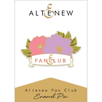 Altenew FAN CLUB Enamel Pin ALT2563