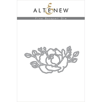 Altenew FINE BOUQUET Dies ALT3271