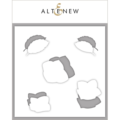 Altenew BASIC BLOOMS Mask Stencil ALT3356 Preview Image