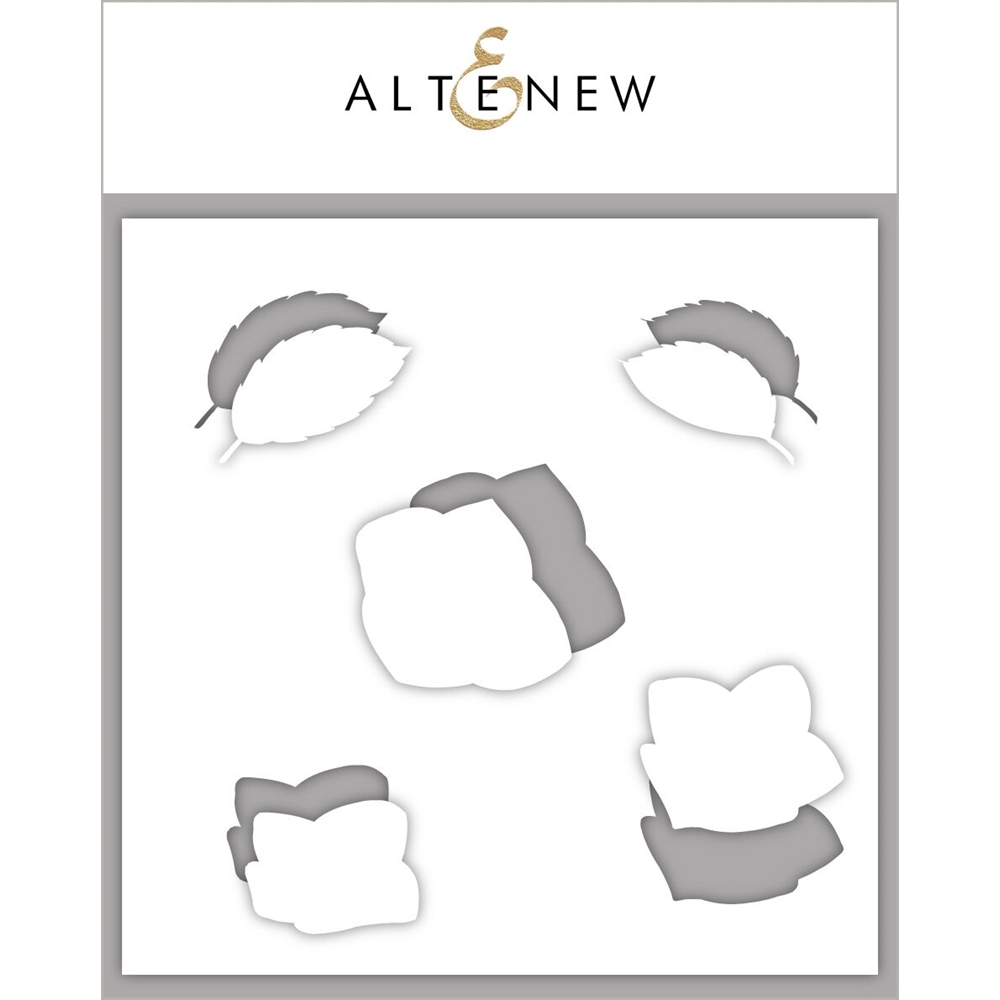 Altenew BASIC BLOOMS Mask Stencil ALT3356 zoom image