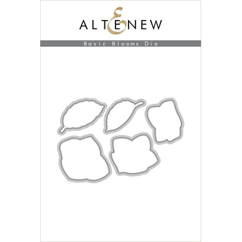 Altenew BASIC BLOOMS Dies ALT3255