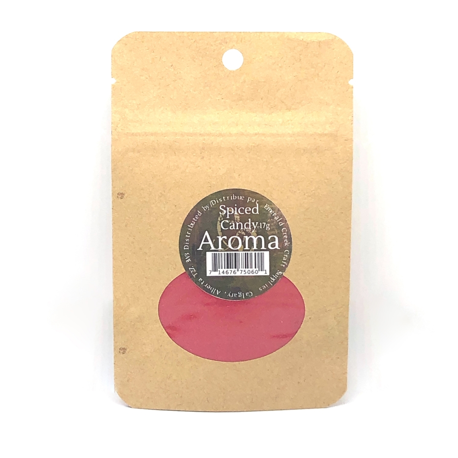 Emerald Creek SPICED CANDY Aroma Embossing Powder aapsc0001 zoom image