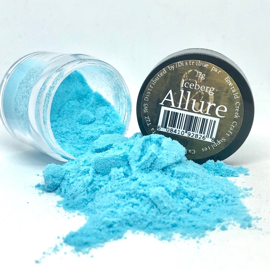 Emerald Creek ICEBERG Allure Allure Embossing Powder apcib zoom image