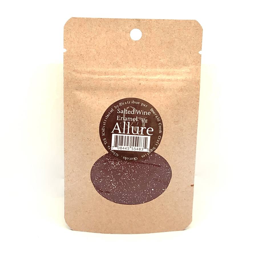 Emerald Creek SALTED WINE Allure Embossing Powder aecsw zoom image
