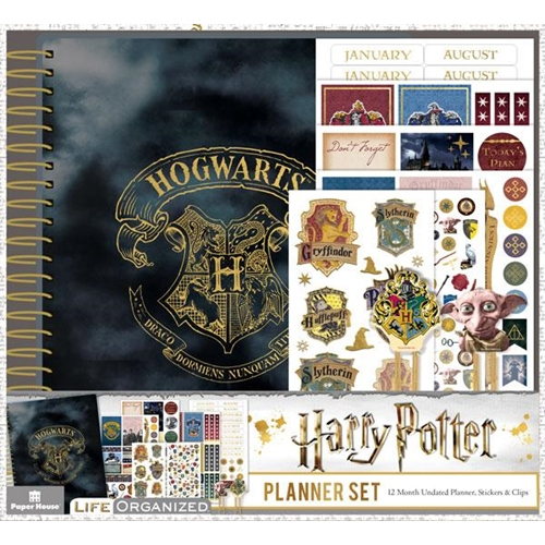 Paper House HARRY POTTER PLANNER SET PLS-0005 Preview Image