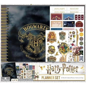 Paper House HARRY POTTER PLANNER SET PLS-0005