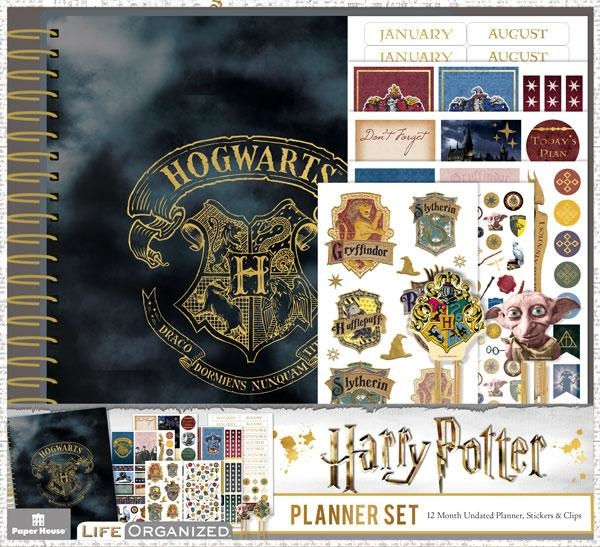 Paper House HARRY POTTER PLANNER SET PLS-0005 zoom image