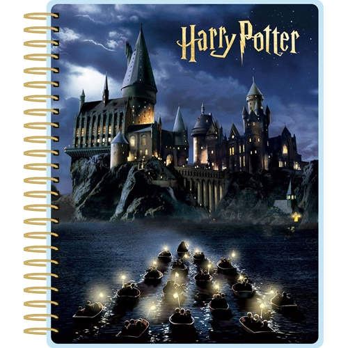 Paper House HARRY POTTER HOGWARTS AT NIGHT 12 MONTH PLANNER PL-2004 Preview Image