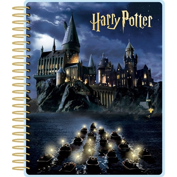 Paper House HARRY POTTER HOGWARTS AT NIGHT 12 MONTH PLANNER PL-2004