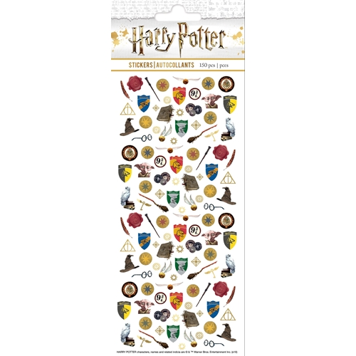 Paper House HARRY POTTER MICRO SITCKERS STM-0021E Preview Image