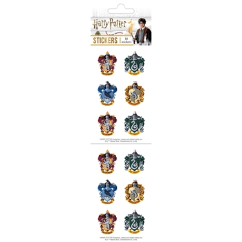 Paper House HARRY POTTER CRESTS STICKER PACK ST-7005E