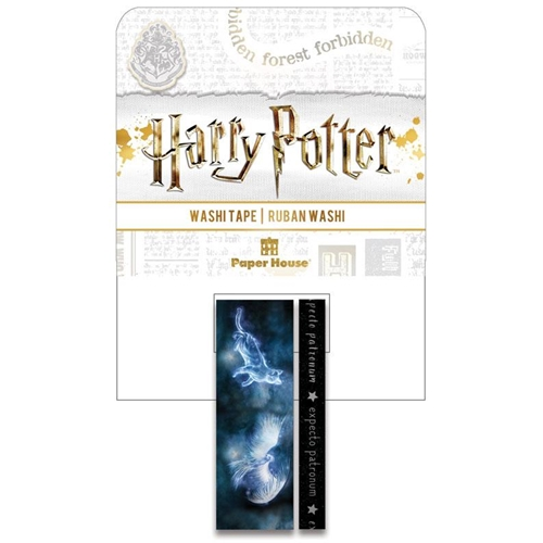Paper House HARRY POTTER PATRONUS Washi Tapes STWA-0050E  Preview Image