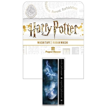 Paper House HARRY POTTER PATRONUS Washi Tapes STWA-0050E