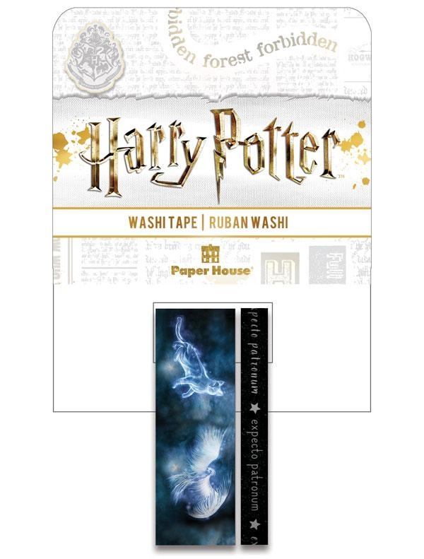 Paper House HARRY POTTER PATRONUS Washi Tapes STWA-0050E  zoom image
