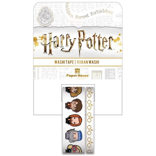 Paper House HARRY POTTER CHIBI Washi Tapes STWA-0049E Preview Image