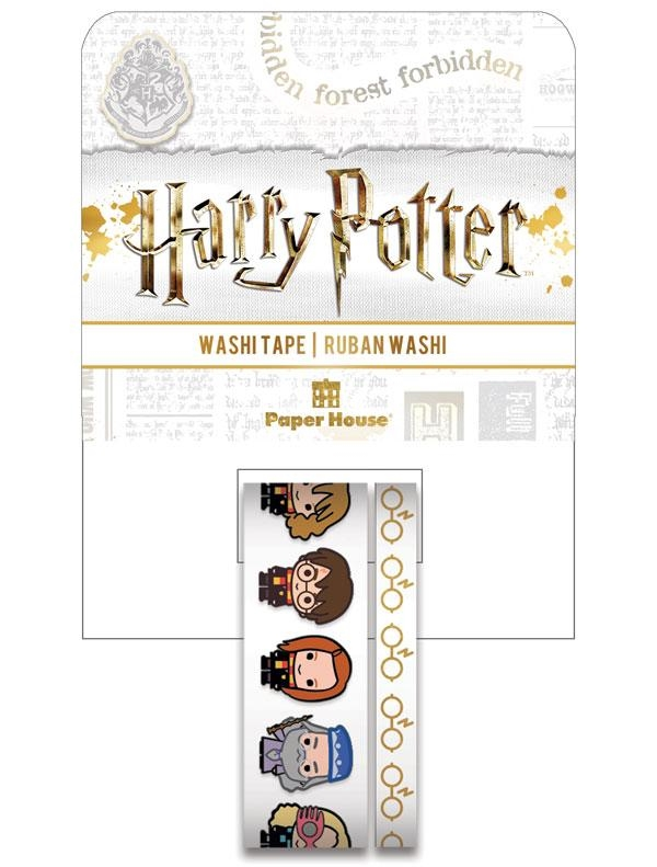 Paper House HARRY POTTER CHIBI Washi Tapes STWA-0049E zoom image