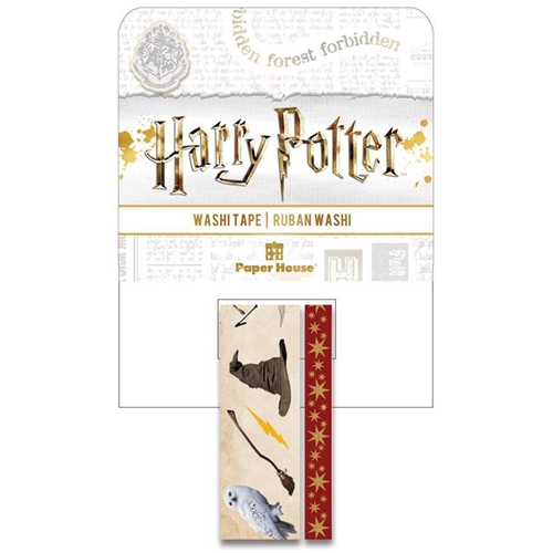 Paper House HARRY POTTER ICONS Washi Tapes STWA-0052E Preview Image