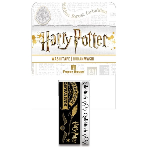 Paper House HARRY POTTER QUIDDITCH Washi Tapes STWA-0048E Preview Image