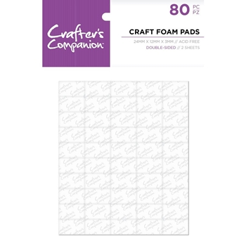 Crafter's Companion CRAFT FOAM PADS cc-acc-fpad12