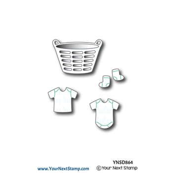 Your Next Die CUTE LAUNDRY ynsd864