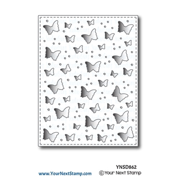 Your Next Die BUTTERFLY PANEL ynsd862