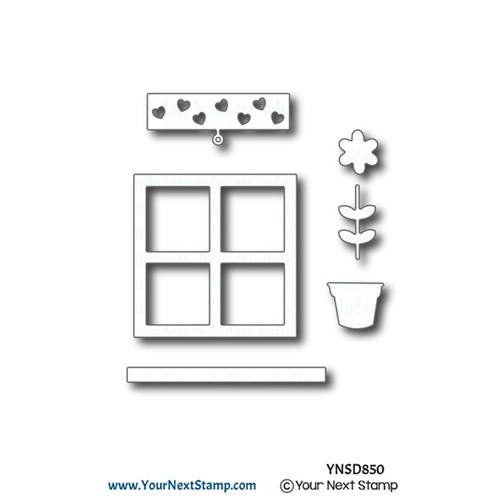 Your Next Die SPRING WINDOW ynsd850 Preview Image