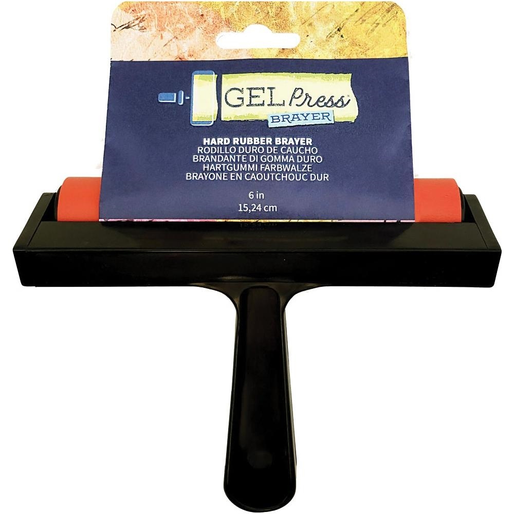 Gel Press 6 INCH BRAYER Gelcessorie 108266 zoom image