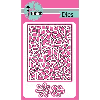Pink and Main FLOWER COVER Dies PNM213