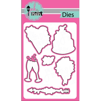 Pink and Main HAPPILY EVER AFTER Dies PNM212