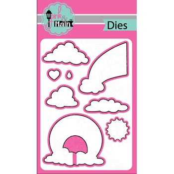 Pink and Main BRIGHT SIDE Dies PNM211