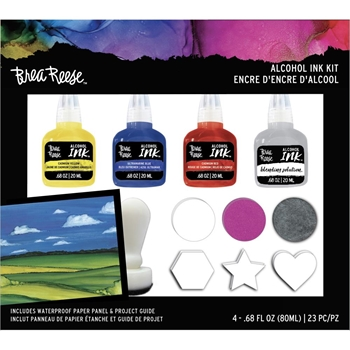 Brea Reese ALCOHOL INK KIT br35545