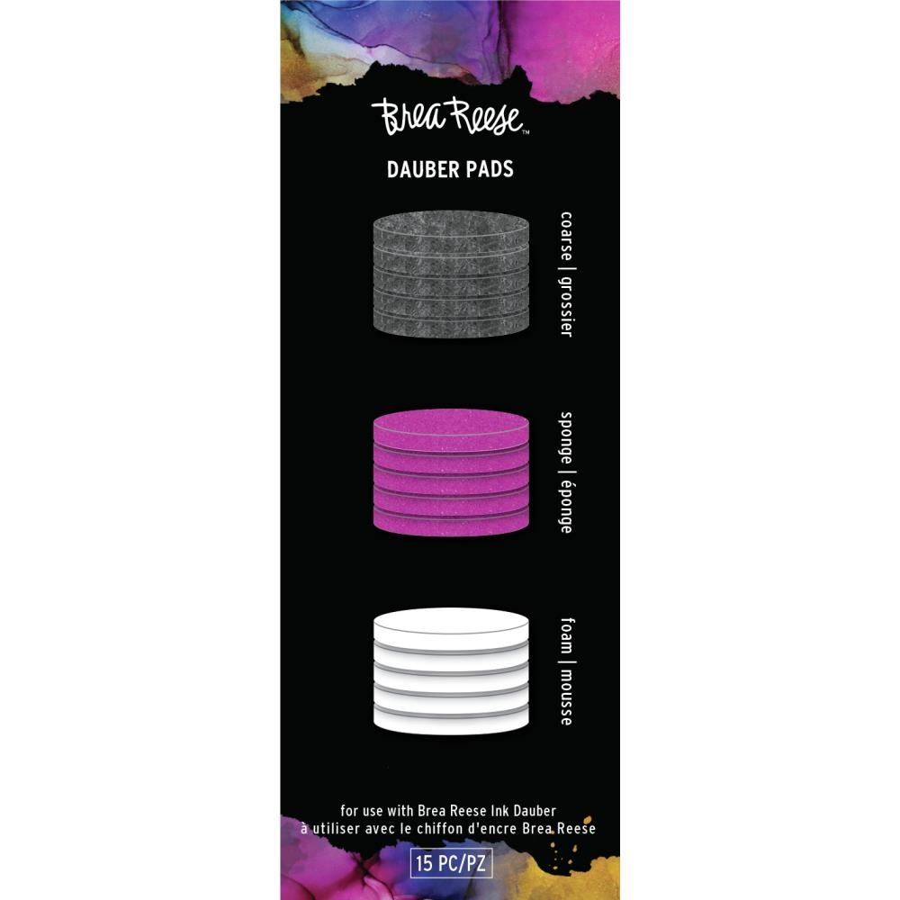 Brea Reese INK DAUBER Replacement Pads br35868 zoom image