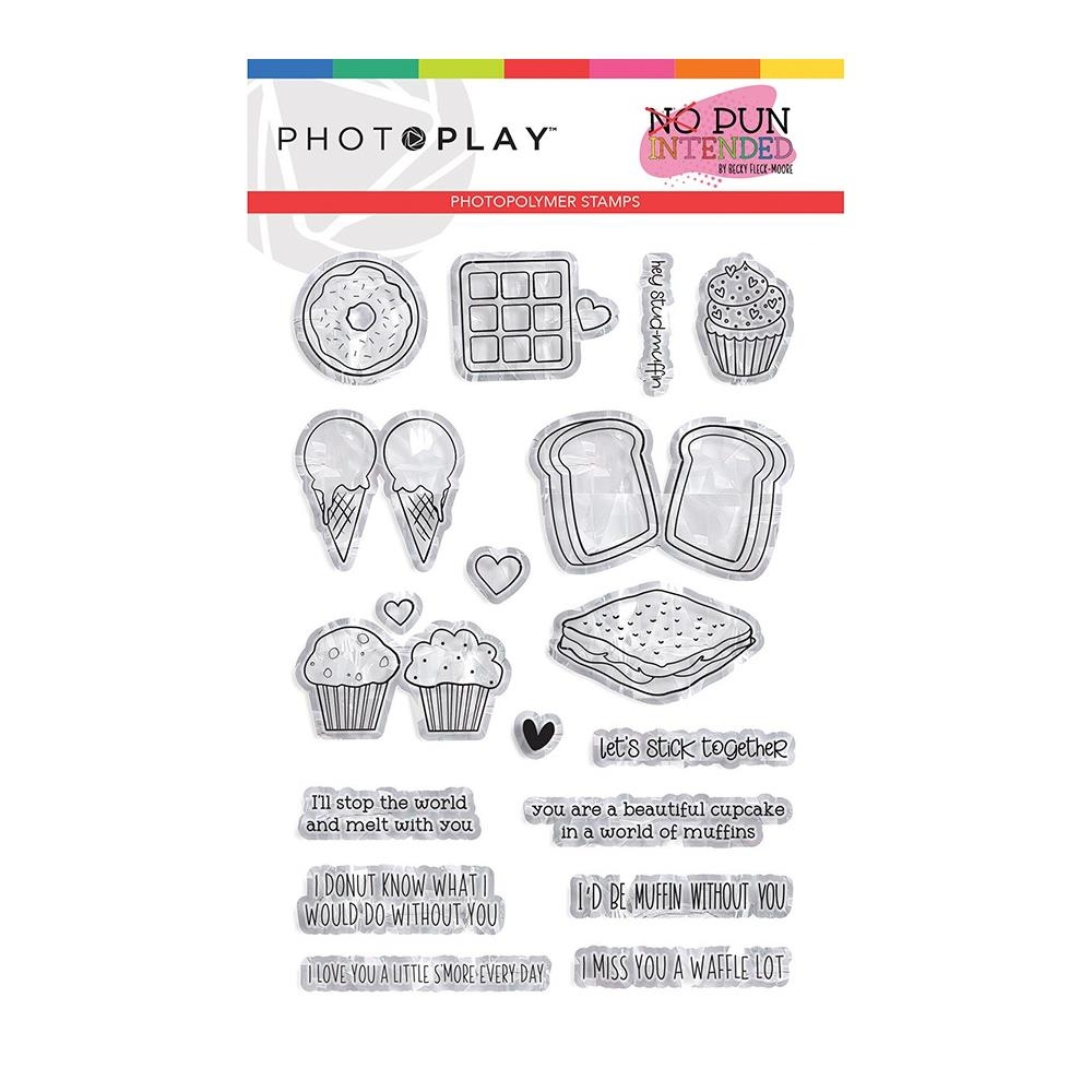 PhotoPlay SWEETS Clear Stamps npi9481 zoom image
