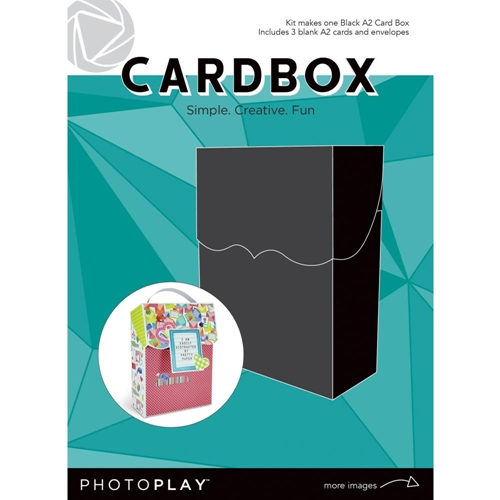 PhotoPlay BLACK A2 CARDBOX Maker's Series ppp9454 Preview Image