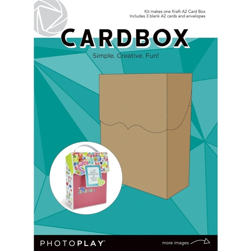 PhotoPlay KRAFT A2 CARDBOX Maker's Series ppp9155 Preview Image