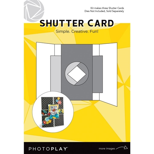 PhotoPlay SHUTTER CARD Maker's Series ppp9457 Preview Image