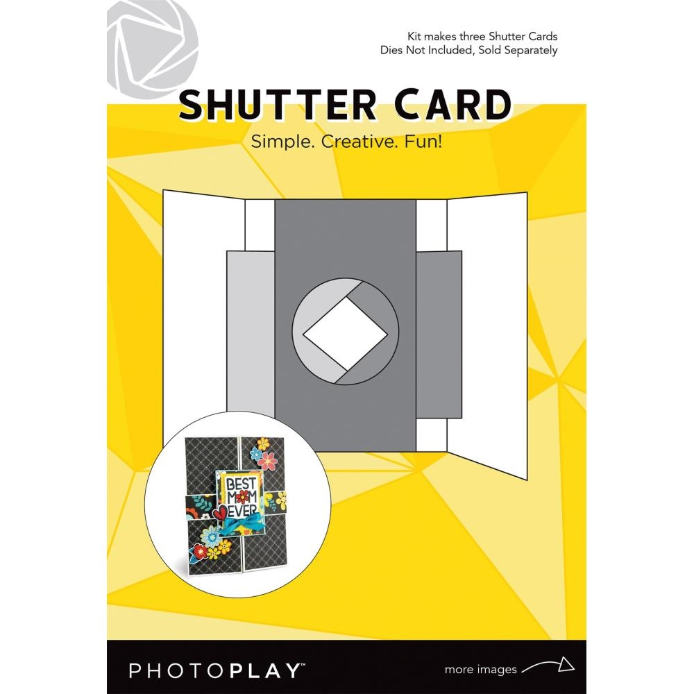 PhotoPlay SHUTTER CARD Maker's Series ppp9457 zoom image