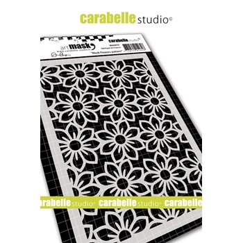 Carabelle Studio MASK FLOWERS PATTERN Mask ma60076
