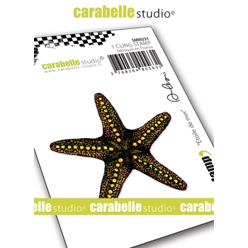 Carabelle Studio STARFISH Cling Stamp smi0231