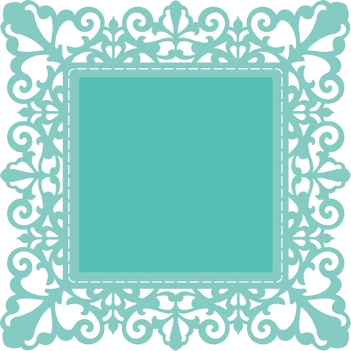 Kaisercraft CLASSIC SQUARE FRAME Decorative DIY Die DD637 Preview Image