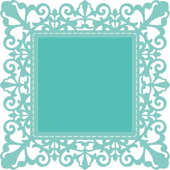 Kaisercraft CLASSIC SQUARE FRAME Decorative DIY Die DD637