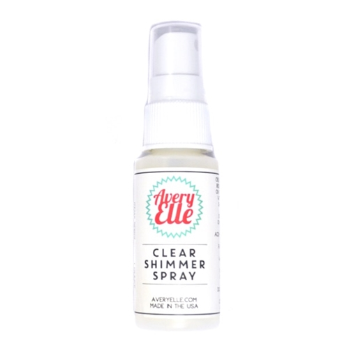 Avery Elle CLEAR SHIMMER SPRAY SP1901 Preview Image