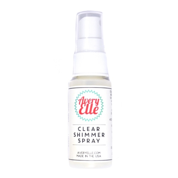 Avery Elle CLEAR SHIMMER SPRAY SP1901 zoom image