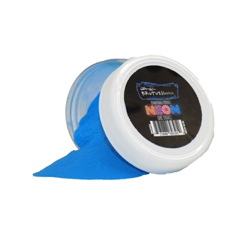 Brutus Monroe NEON BLUE Embossing Powder bru3952